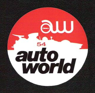 auto world model cars