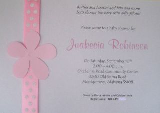 baby shower invitations in Printing & Personalization