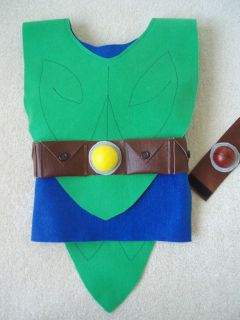 TREE FU TOM DRESSING UP OUTFIT / FANCY DRESS COSTUME CBEEBIES