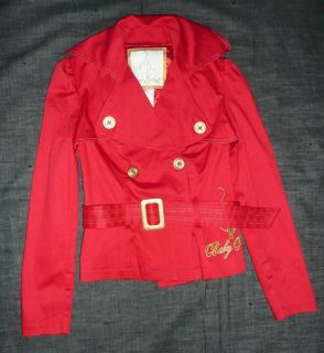 Baby Phat Jacket Red XS Great Condition