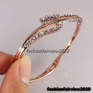 clear swarovski crystal bracelet in Bracelets