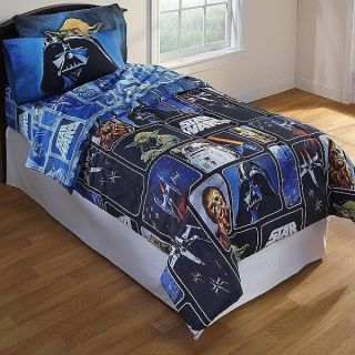Brand New STAR WARS Twin Sheet Bedding Set and/or Twin Comforter