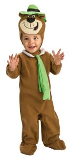 Yogi Bear Child Romper Halloween Costume