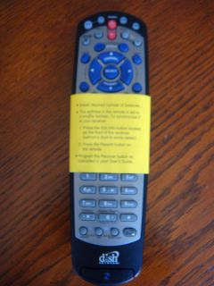 Dish Network 1.5 113268 Satellite Receiver Universal Remote