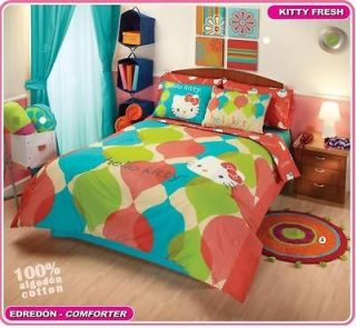 hello kitty bedding set queen in Bedding