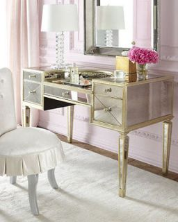 mirrored dressing table in Home & Garden