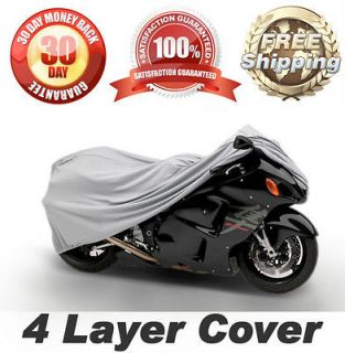SCOOTER SPORT BIKE MOTORCYCLE COVER (L) FITS UP TO 90 LENGTH SPORT
