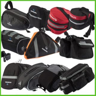 Bicycle Saddle/Frame Front Tube Bag Outdoor Cycling Pouch Back Seat