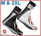 Mens Aero Race Road Time Trial Bike Cycling Lycra Shoe Cover Bootie