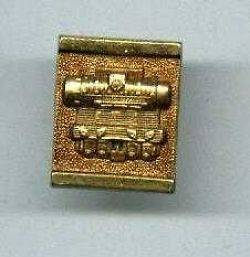 Vintage Honda 4 Motorcycle Engine Pin Badge (b)