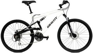 dual suspension mountain bikes