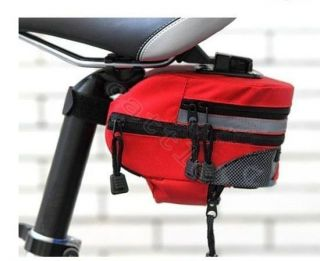 2012 High Quality Cycling Bicycle Bike Saddle Bag Seat Extending Bag