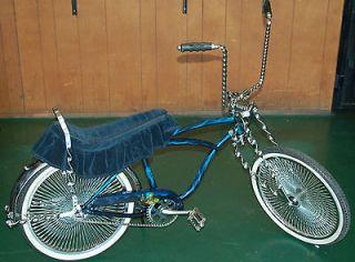 VINTAGE 1965 SCHWINN STINGRAY CUSTOM LOWRIDER BICYCLE