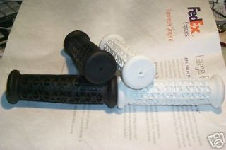 Old School AME GT LOGO BMX FREESTYLE Performer GRIPS BLACK