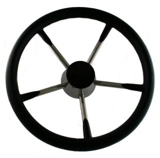 style with foam coat ring Boat Steering Wheel marine use only