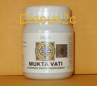 MUKTAVATI   HYPERTENSION HIGH BLOOD PRESSURE MUKTA VATI