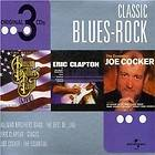 CLASSIC BLUES ROCK 3 CD BOX NEW SEALED ERIC CLAPTON ALLMAN BROTHERS