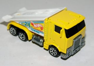 Ramp Truck   Kenworth Cabover   Black Windows   Sp7s   Malaysia 1996