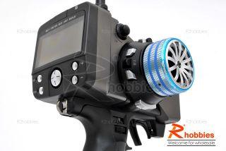 RC R/c Car Boat Radio Aluminum Steering Wheel for Sanwa M11 / MT 4