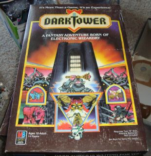 dark tower game in Fantasy Board Games