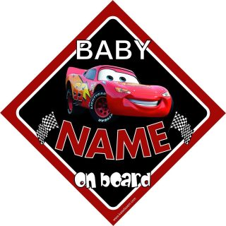 Personalized Cars baby on board car decals   kids babies sign Sticker