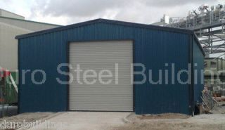 Duro Steel 30x60x14 Metal Building Kit Residential Dream Garage Home