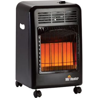 Heater MH18CH Portable Radiant Propane Cabinet Heater 18K BTU 18,000