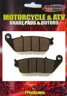 New Brake Pads Buell Blast Kymco People Venox Xciting
