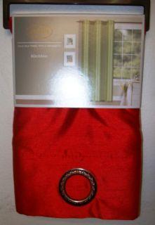 faux silk curtains in Curtains, Drapes & Valances