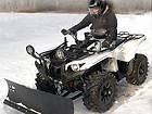 Can Am Renegade 800 Snow Plow Kit Free Shipping