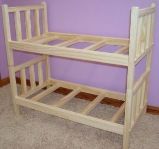 american girl doll bunk bed in By Brand, Company, Character