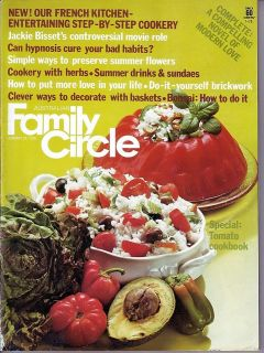 Australian Family Circle Magazine   Special Tomato Cookbook  January