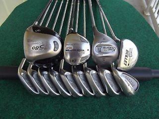 King Cobra Snake Irons Driver Woods Complete Golf Cub Set Mens RH Set