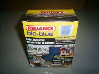 12 Pack Bio   Blue Portable Port a Pottie Toilet Deodorizer Chemicals