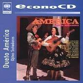 Ojitos Sonadores by Dueto America (Audio CD   1997)