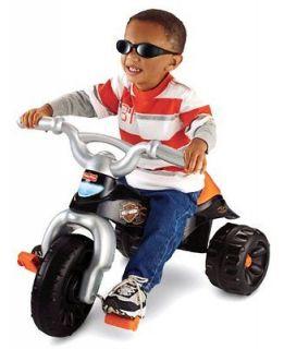 Fisher Price Harley Davidson Motorcycles Tough Trike Tricycle Kids