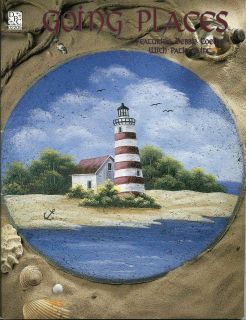 Debbie Toews with Patio Paint   Decorative Painting Pattern BOOK