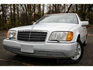 Benz 300SD 300 SD TURBO DIESEL Southern CAR S Class SERVICED Rare