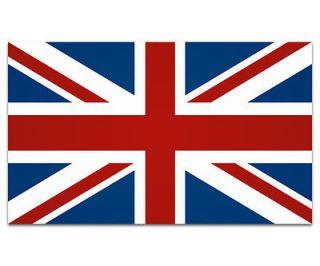 Britain Union Jack Flag British UK Wall Car Vinyl Bumper Sticker Decal