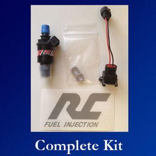 Yamaha Raptor 700 550cc Injector kit & adapter Harness OVERSIZE RC