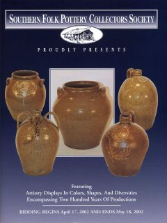 southern folk pottery in Pottery & Glass