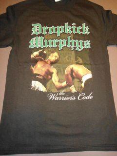 The Warriors Code Logo T Shirt **NEW tour concert band music Sm