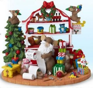 CHARMING TAILS Masterpiece 4023835 A MERRY CHRISTMAS
