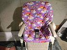 Chicco Polly high chair cover 2 pads replacement parts