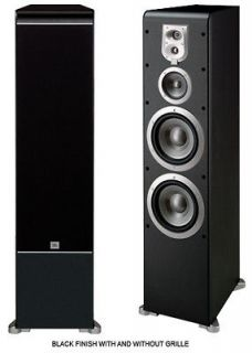 jbl floor standing speakers in Home Speakers & Subwoofers