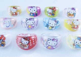 hello kitty ring in Jewelry & Watches
