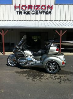 Honda  Gold Wing 2002 HONDA GOLD WING 1800 ROADSMITH TRIKE