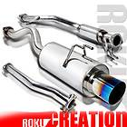 GREDDY EVO2 EXHAUST MUFFLER CAT BACK HONDA FIT JDM