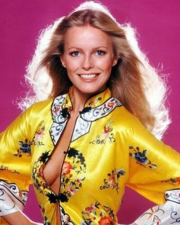 Cheryl Ladd (Charlies Angels) Adult Tee Shirts