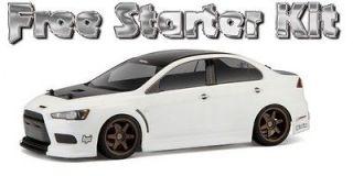 Nitro RC Car RTR Radio Remote Control Top Speed 50+ HPI Body LANCER